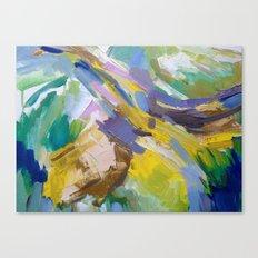Wild Pacific  Canvas Print