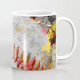 Baseball art print work 9 Coffee Mug