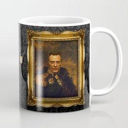 Christopher Walken - replaceface Coffee Mug