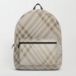 Rich Beige Backpack