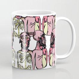 Siamese Crowd Coffee Mug