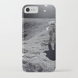 Apollo 16 - Plum Crater iPhone Case