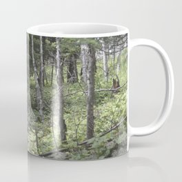 Slanted Forest Coffee Mug