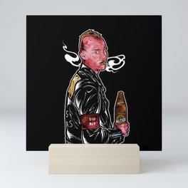 SID R.I.P. Mini Art Print