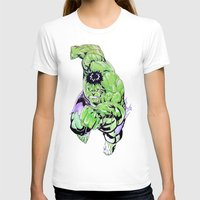 hulk T-shirts featuring HULK by JayArr