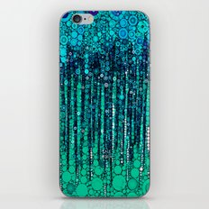 :: Blue Ocean Floor :: iPhone & iPod Skin