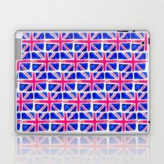 Watercolour Union Jack  Laptop & iPad Skin