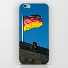 the flag of Germany iPhone & iPod Skin