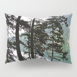 REFLECTIONS THROUGH THE TREES Pillow Sham