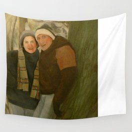 Shirley and Ken Wall Tapestry