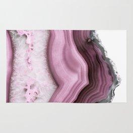 Cherry Blossom Agate Rug