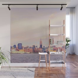 Perfect Day - New York City Skyline Wall Mural