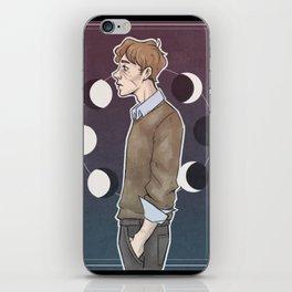 Remus - moon iPhone Skin