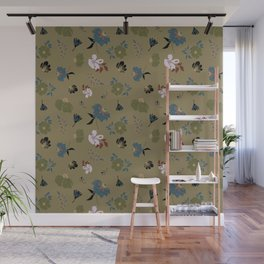 Floral Pattern 111-21CW2 Wall Mural