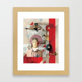 Pilots | 1 / 3 Framed Art Print