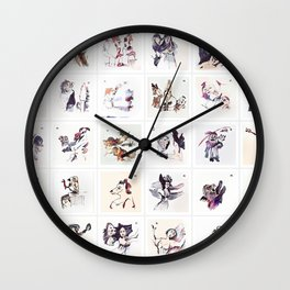 Collection Landscape ~ Los Caprichos Wall Clock