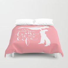 Time of My Life Duvet Cover