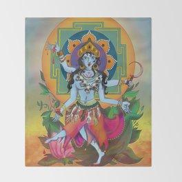 Kali, My Kali Throw Blanket