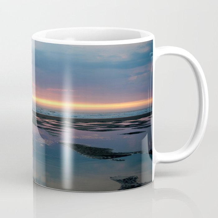 Cannon Beach Oregon Coast 4 Coffee Mug