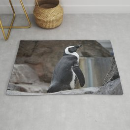 National Aviary - Pittsburgh - African Penguin 2 Rug