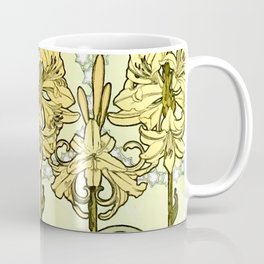 "Alphonse Mucha ""Documents Décoratifs"", 1901 (33) Coffee Mug"