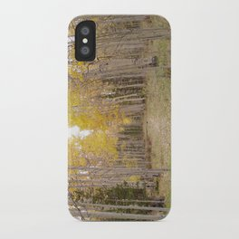Now Theres a Campsite! iPhone Case