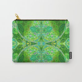 Vintage Dream of Green Carry-All Pouch