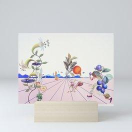 Salvador Dali Flordali Mini Art Print