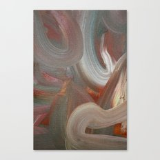 Earth's Aura Canvas Print