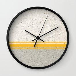 Happy Concrete Nr.:01 Wall Clock