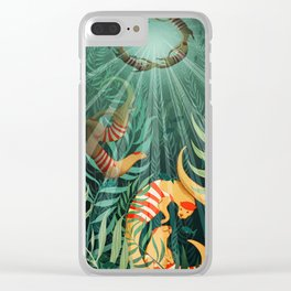 In Sync Clear iPhone Case