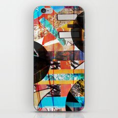 Lights and Sounds iPhone & iPod Skin