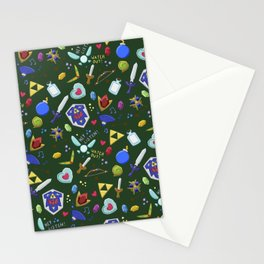 Hey! Look! Listen! Stationery Cards