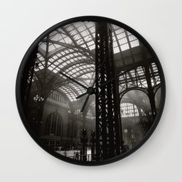 Penn Station,1935 Wall Clock
