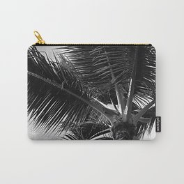 Classic Vintage Style Palm Tree Carry-All Pouch