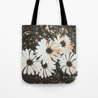 angels Tote Bags featuring Angels  by Loredana
