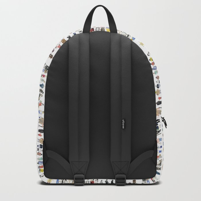 Major Queuing Backpack