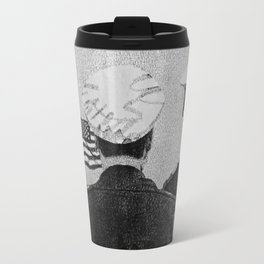 Standing at Attention Travel Mug