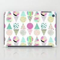 psychedelic iPad Cases featuring Psychedelic by Catalina Montaña
