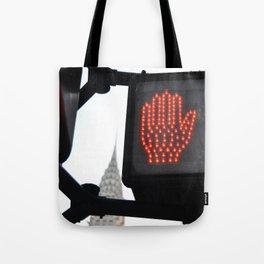 NY Traffic Light Tote Bag