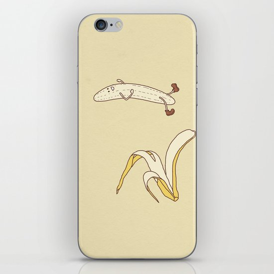 Streaker iPhone & iPod Skin