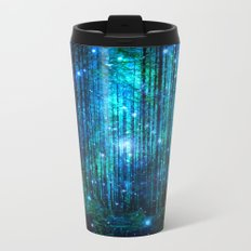 magical path Metal Travel Mug