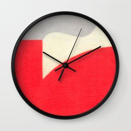 The Factory Wall Clock
