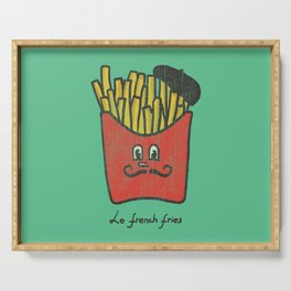 French Fries Serving Tray