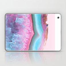 Rose Quartz and Serenity Agate Laptop & iPad Skin