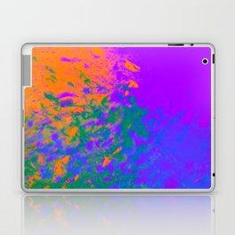 Iridescent Fury Laptop & iPad Skin