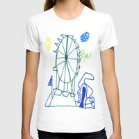 tennessee T-shirts featuring Tennessee Valley Fair 2011 by Ryan van Gogh