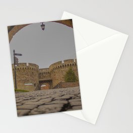 Kalemegdan fortress #1 Stationery Cards
