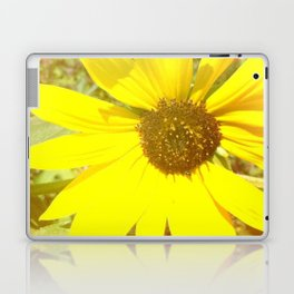 sunflower beauty  Laptop & iPad Skin