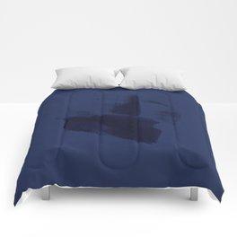 Ink Smudge Comforters